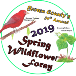 Brown County's 34th Annual Spring Wildflower Foray
