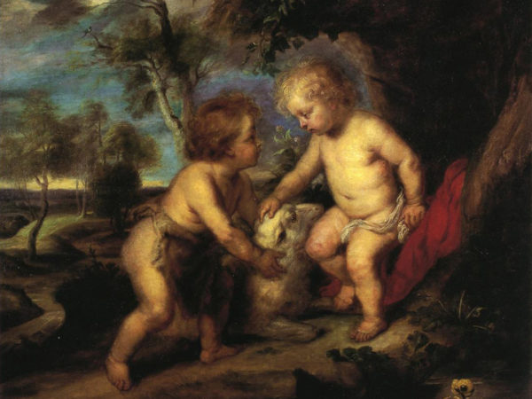 the-christ-child-and-the-infant-st-john-after-rubenz