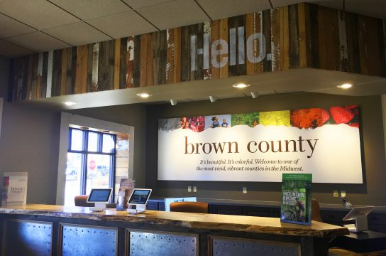 Brown County Visitors Center